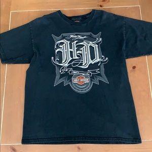 Harley-Davidson Omaha Nebraska Short Sleeve Shirt